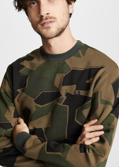 Fred Perry Camouflage Sweatshirt