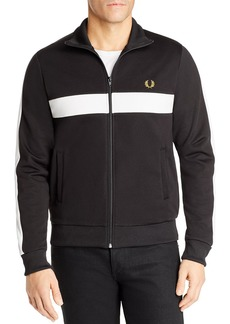 Fred Perry Chest Stripe Track Jacket