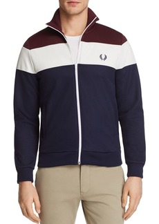 Fred Perry Color Block Track Jacket