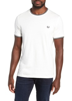 Fred Perry Contrast Trim T-Shirt