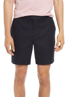 Fred Perry Flat Front Waffle Shorts