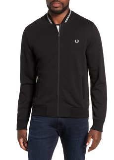 Fred Perry Full Zip Sweatshirt