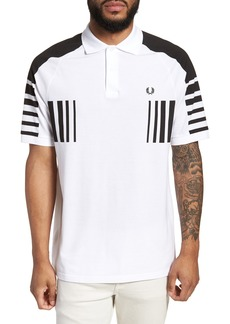 Fred Perry Graphic Polo