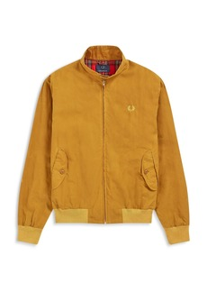 Fred Perry Harrington Wax Jacket