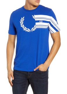 Fred Perry Laurel Wreath Graphic T-Shirt