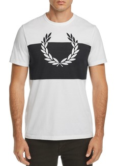 Fred Perry Laurel Wreath Graphic Tee