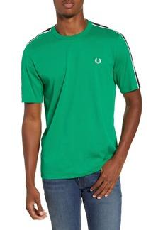 Fred Perry Logo Tape T-Shirt