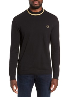 Fred Perry Long Sleeve Piqué T-Shirt