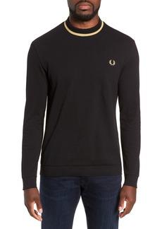 Fred Perry Long Sleeve Piqué T-Shirt