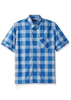 Fred Perry Men's Bold Tartan Shirt