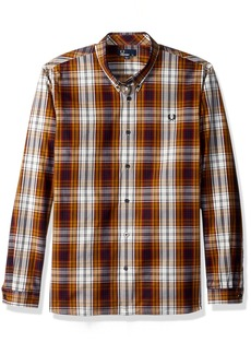 Fred Perry Men's Bold Tartan Shirt