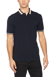 Fred Perry Men's Bold Tipped Pique Shirt