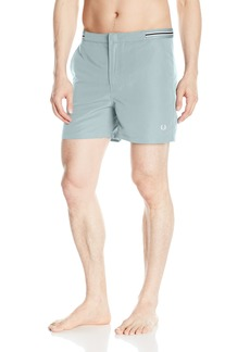Fred Perry Men's Bomber Tape Swimshort