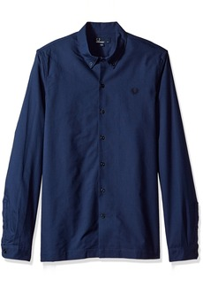 Fred Perry Men's Brushed Oxford Shirt