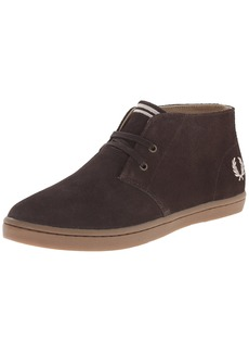 Fred Perry Men's Byron MID Suede Sneaker   D UK (7 US)
