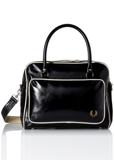 Fred Perry Men's Classic Holdall Black