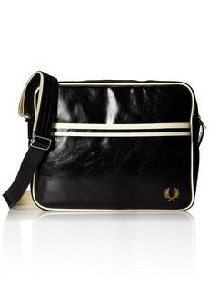 Fred Perry Men's Classic Shoulder Bag Black