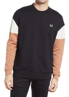 Fred Perry Men's Colorblock Sweatshirt