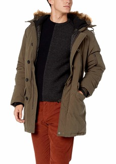 Fred Perry Men's Down Snorkel Parka