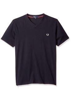 Fred Perry Men's V-Neck T-Shirt
