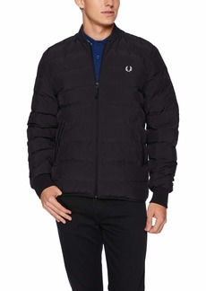 Fred Perry Men's Insulated Bomber Jacket