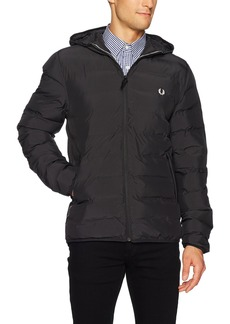 Fred Perry Men's Insulated Hooded Brentham Jacket