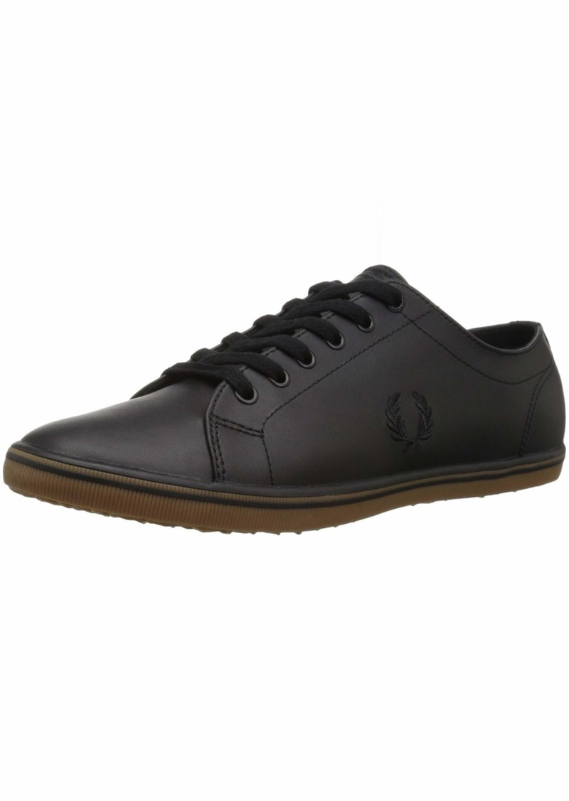 Fred Perry Men's Kingston Leather Sneaker  6.5 D UK ( US)
