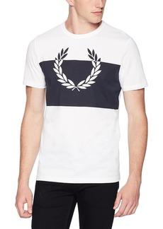 Fred Perry Men's Laurel Wreath Print T-Shirt