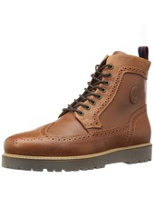 Fred Perry Men's Northgate Boot Leather Chelsea
