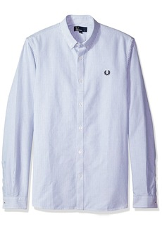 Fred Perry Men's Oxford Pinstripe Shirt