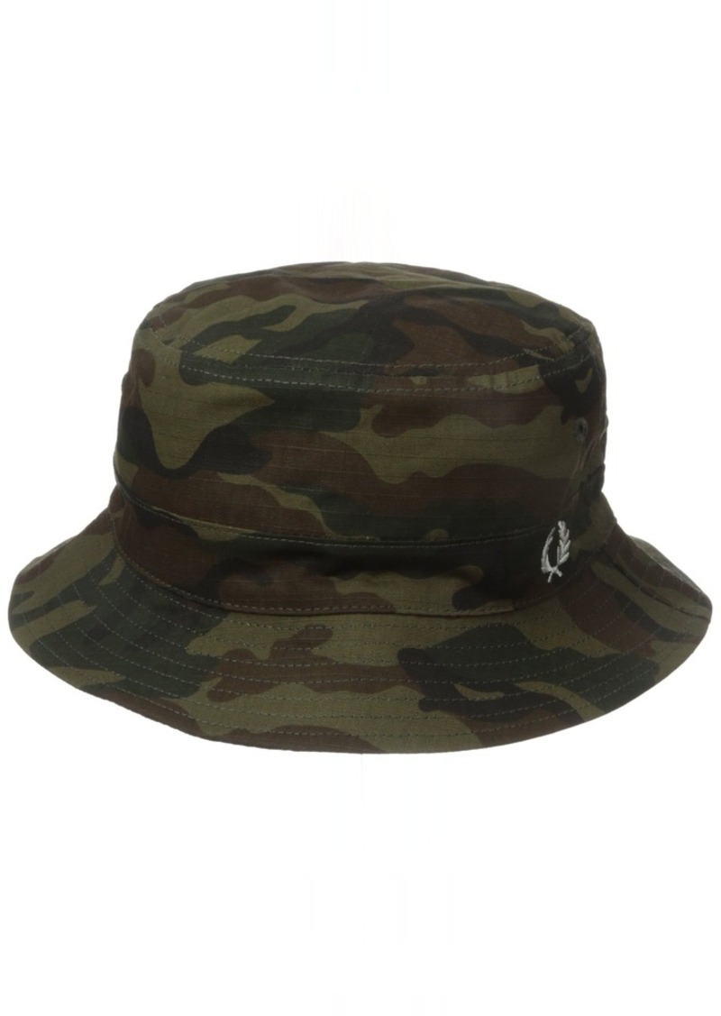 187fd5a9ddf On Sale today! Fred Perry Fred Perry Men s Ripstop Reversible Bucket Hat