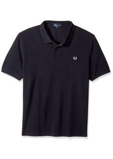 Fred Perry Men's Slim Fit Plain Shirt