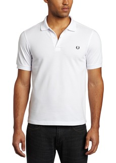 Fred Perry Men's Slim Fit Plain Shirt