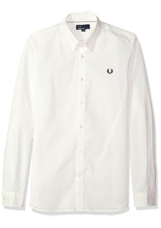 Fred Perry Men's Tape Detail Shirt