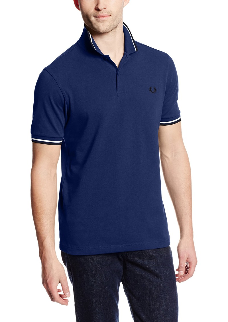 Fred perry fred perry men 39 s twin tipped shirt m3600 Fred perry mens shirts sale