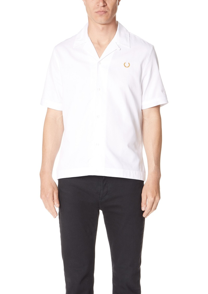 77422eea9 Fred Perry Fred Perry Miles Kane Bowling Shirt