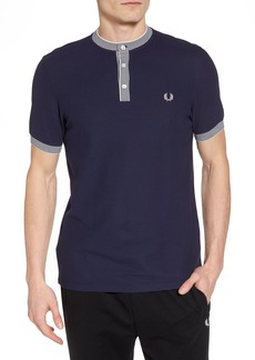 Fred Perry Piqué Henley