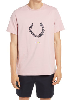 Fred Perry Print Registration Graphic Tee