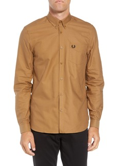 Fred Perry Solid Sport Shirt
