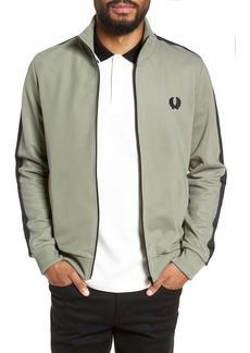 Fred Perry Tape Stripe Track Jacket