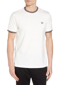 Fred Perry Tipped T-Shirt