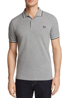 Fred Perry Twin Tipped Polo - Slim Fit