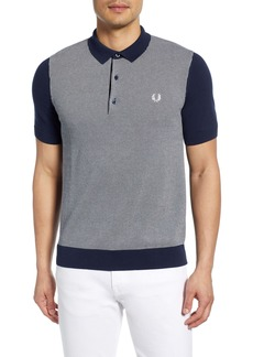 Fred Perry Two-Color Knit Polo