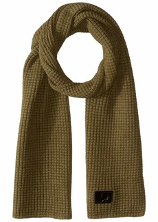 Fred Perry Unisex-Adult's Waffle Knit Scarf  ONE SIZE