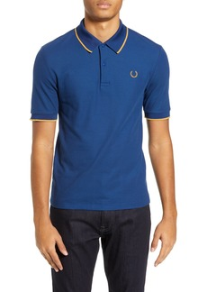 Fred Perry x Miles Kane Tipped Piqué Polo