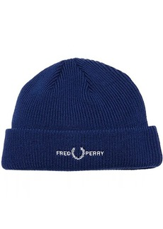 Fred Perry Graphic Branded Beanie