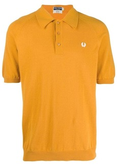 Fred Perry knit polo top