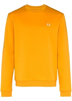 Fred Perry Laurel logo sweatshirt