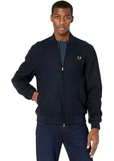 Fred Perry Melton Bomber Jacket