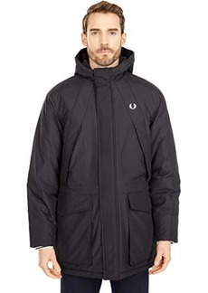 Fred Perry Padded Zip Through Jacket